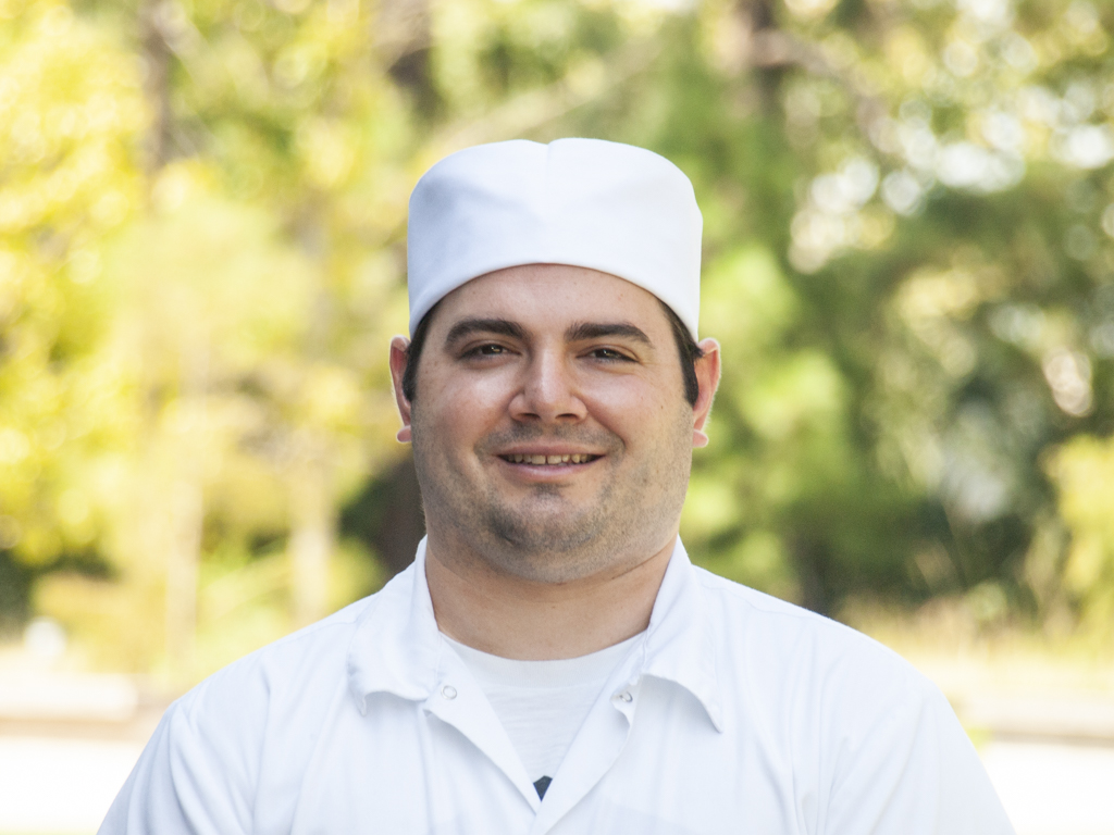 Chris Schoedler Chef and Owner of Sushi Wa Izakaya Charleston, SC