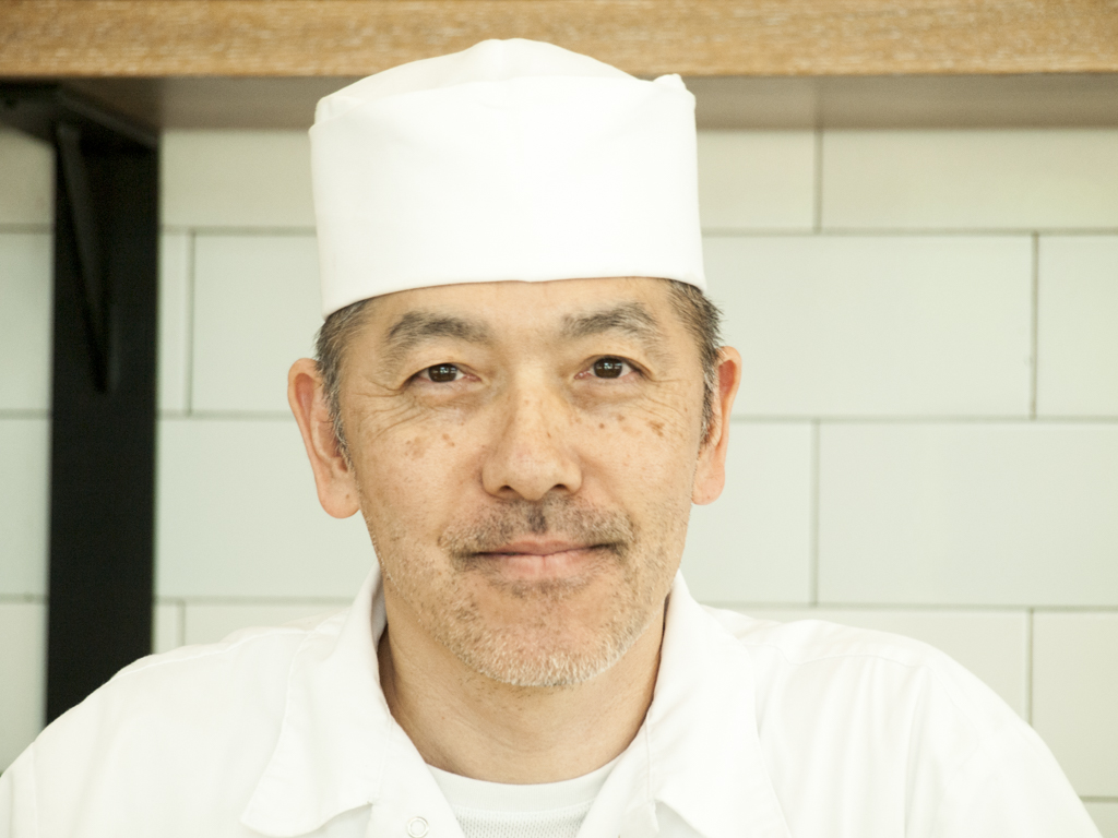 Kazuyuki Murakami Chef and Owner of Sushi Wa Izakaya Charleston, SC